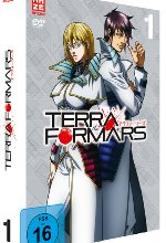 Terraformars - Vol. 1 DVD-Cover