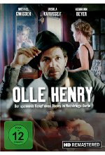 Olle Henry - HD Remasterd DVD-Cover