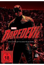 Marvel's Daredevil - Die komplette 2. Staffel  [4 DVDs] DVD-Cover