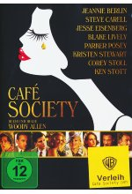 Cafe Society DVD-Cover