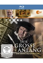 Terra X - Der grosse Anfang - 500 Jahre Reformation Blu-ray-Cover