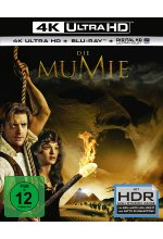 Die Mumie  (4K Ultra HD) (+ Blu-ray) Cover