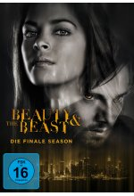 Beauty and the Beast - Season 4  [4 DVDs]<br> DVD-Cover
