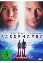 Passengers DVD-Cover