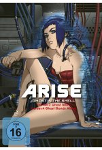 Ghost in the Shell - ARISE: border: 3+4 DVD-Cover