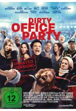 Dirty Office Party - Unrated Version DVD-Cover
