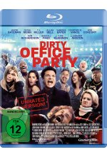 Dirty Office Party - Unrated Version Blu-ray-Cover