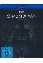 The Shadow Man - Uncut Blu-ray-Cover