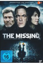 The Missing - Staffel 1  [3 DVDs] DVD-Cover