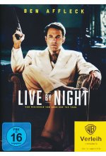 Live By Night DVD-Cover