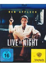 Live By Night Blu-ray-Cover
