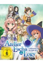 Atelier Escha & Logy - Alchemist of the Dusk Sky - Volume 1/Episode 01-04 im Sammelschuber  [Limited Edition] Blu-ray-Cover