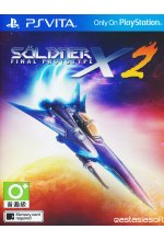 Söldner X-2 Final Prototype Cover