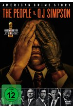 American Crime Story: The People V. O.J. Simpson - Season 1  [4 DVDs] DVD-Cover