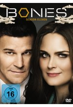 Bones - Season 11  [6 DVDs] DVD-Cover