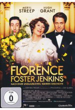 Florence Foster Jenkins DVD-Cover