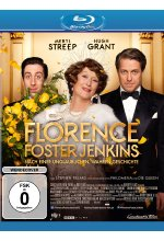 Florence Foster Jenkins Blu-ray-Cover