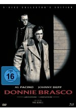 Donnie Brasco - Mediabook/Extended Edition + Kinofassung (+ DVD - Kinofassung)  [LCE] Blu-ray-Cover