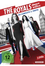 The Royals - Staffel 3  [3 DVDs] DVD-Cover
