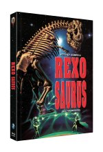 Rexosaurus (Doctor Mordrid) - Full Moon Collection No. 2 - 2-Disc Limited Collector's Edition (Blu-ray & DVD - Limitiert Blu-ray-Cover