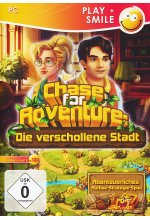 Chase for Adventure - Die Verschollene Stadt Cover