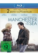 Manchester by the Sea Blu-ray-Cover