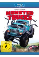 Monster Trucks Blu-ray-Cover