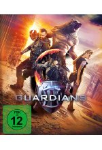 Guardians Blu-ray-Cover