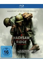 Hacksaw Ridge Blu-ray-Cover