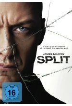 Split DVD-Cover