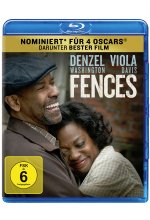 Fences Blu-ray-Cover