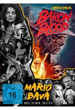 Baron Blood - Mario Bava Collection # 4  (+ DVD) (+ Bonus-DVD) Blu-ray-Cover