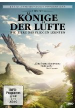 David Attenborough: Könige der Lüfte  [3 DVDs] DVD-Cover
