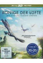 David Attenborough: Könige der Lüfte  (+ Blu-ray 2D) Blu-ray 3D-Cover