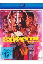 The Editor Blu-ray-Cover