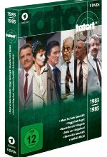 Tatort Klassiker - 80er Box 2 (1983-1985)  [3 DVDs] DVD-Cover