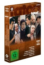 Tatort Klassiker - 90er Box 1 (1990-1992)  [3 DVDs] DVD-Cover