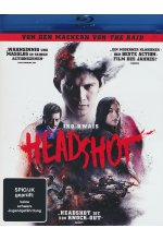 Headshot - Uncut Blu-ray-Cover