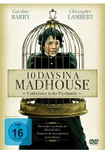 10 Days in a Madhouse - Undercover in der Psychiatrie DVD-Cover