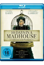 10 Days in a Madhouse - Undercover in der Psychiatrie Blu-ray-Cover