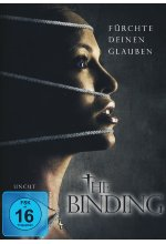 The Binding - Uncut DVD-Cover