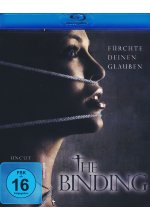 The Binding - Uncut Blu-ray-Cover