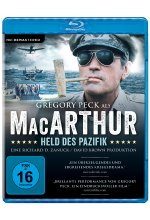 MacArthur - Held des Pazifik Blu-ray-Cover