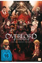 Overlord - Limited Complete Edition (13 Episoden)  [3 DVDs] DVD-Cover
