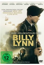 Die irre Heldentour des Billy Lynn DVD-Cover