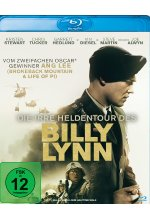 Die irre Heldentour des Billy Lynn Blu-ray-Cover