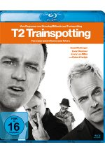 T2 Trainspotting 2 Blu-ray-Cover