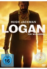 Logan - The Wolverine DVD-Cover