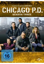 Chicago P.D. - Season 3  [6 DVDs] DVD-Cover