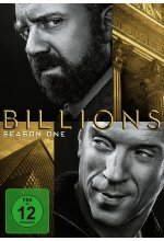 Billions - Staffel 1  [6 DVDs] DVD-Cover